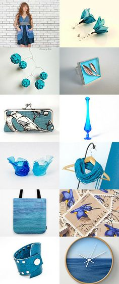 Côte d'Azur by Nataly on Etsy--Pinned with TreasuryPin.com