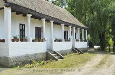 Traditional House, Country Life, Diorama, Pergola, Cottage, Exterior, Outdoor Structures, Outdoor Decor, Modern