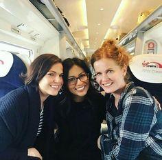 Regina, Jasmine and Zelena ❤️ #OnceUponATime