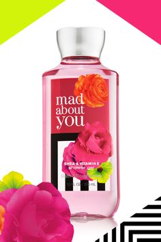 Start every day feeling sweet, soft & oh-so-romantic! #MadAboutYou #ScentSnap