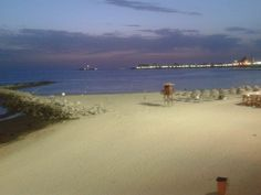 Cadiz playa Santa María del Mar
