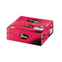 Panda Licorice Bars - Raspberry - Case of 36 - 1.125 oz