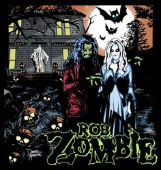 | Rob Zombie art | Flickr - Photo Sharing!