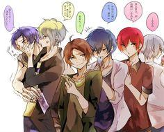 七夕の日 Otaku, Fanart, Manga Boy, Voice Actor, Pop Singers, Vocaloid, Cute Drawings, Chibi, Anime