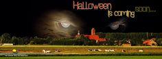 De omslagfoto voor Westdorpe, het warmste dorp van Nederland tijdens Halloween.