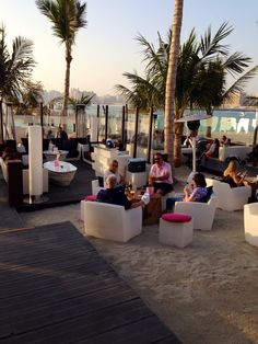 The Jetty Lounge - The One & Only Royal Mirage Hotel - DUBAI, UNITED ARAB EMIRATES