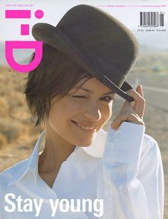 The Kids Issue No. 227 January 2003 Shannyn Sossamon by Matt Jones