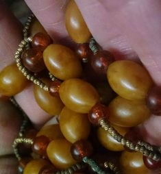 Old vintage Amber necklace in Jewelry & Watches | eBay