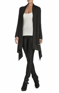 I own this Kattianne Signature Cardi-Wrap in every color. It's so comfort sale, season less and wears well.