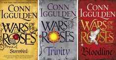 War of the Roses series by Conn Iggulden