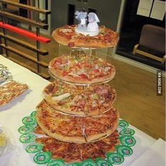My kind of wedding cake