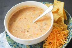 Skinny Points Recipes  » Chicken Tortilla Soup