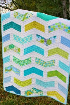Hey, I found this really awesome Etsy listing at https://www.etsy.com/listing/162110537/chevron-baby-quilt-pattern-pdf-modern