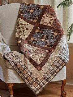 Harold's Way Quilt Pattern