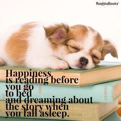 Bookworm happiness!