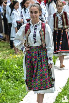 Traditional Costume from Salaj .