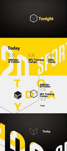 120 Sports  Online Channel Branding