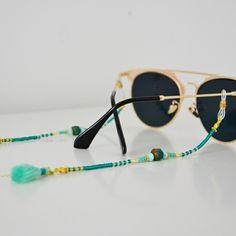 SAN BLAS Shadeloops / / Brillen-Kette Brillen-Halter von shadeloops