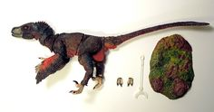 Beasts of the Mesozoic: Raptor Series Action Figures by David Silva — Kickstarter