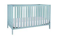 Amazon.com : Union 3-in-1 Convertible Crib, Grey Finish : Baby