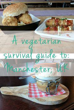 A vegetarian survival guide to Manchester  #vegetarian #veggie #meatfree #manchester #foodir