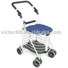 Folding Shopping Cart,Shopping Trolley,