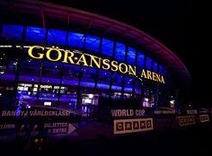 Göransson Arena/ Sandviken