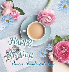 Just Saying Hi, Good Morning Greetings, Say Hi, Friday, Happy, Image, Dreams, Middle, Ser Feliz