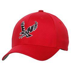 d01607055f5 Eastern Washington Eagles Fundamental Flex Hat - Red College Football