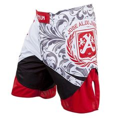 Venum José Aldo Signature Fight Shorts - Ice
