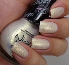 Nicole by OPI :  Sing You Like A Bee   (Carrie Underwood collection)