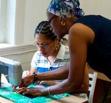 sewing workshop class in Boston