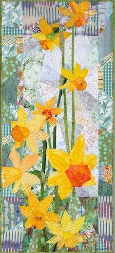 Daffodils 2, Ruth B. McDowell, 2014