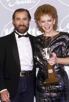 Reba McEntire ♥ 1987-04-06  22nd Annual Academy of Country Music Awards