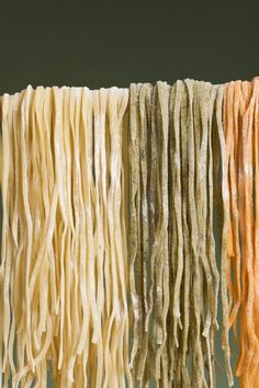 Segredos para secar macarrão