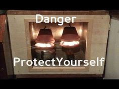 WARNING! - Flower Pot Candle Heater - RISK OF DEATH! - Very Dangerous Device That Can Flash Flare! - YouTube
