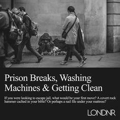 londnrmagazine. What if I was to tell you that sometimes inmates can simply come out in the wash?  Tap the link in the bio to read the full article  Click like or share.