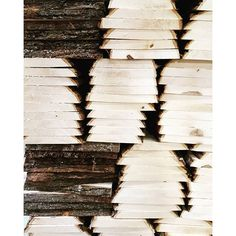 We could stare at these stacks of Basswood Country Planks alllllll day. Aren't the beautiful!?