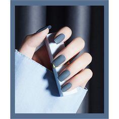 Gel Nail Polish Set, Uv Gel Nails, Nail Polishes, Blush Nails, Glitter Nails, Korean Nails, Gel Nail Art Designs, Prom Nails, Uv Led