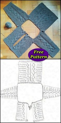 Easy and reliable crochet free patterns - DIY Rustics Easy and reliable crochet free patterns - DIY Rustics,Crochet Patterns Easy and nice baby crochet closet free pattern Diy Crafts Knitting, Diy Crochet Projects, Diy Crafts Crochet, Sweater Knitting Patterns, Baby Knitting, Crochet Ideas, Knitting For Kids, Crochet Baby Sweater Pattern, Crochet Baby Sweaters