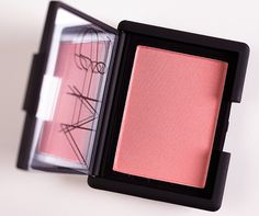 The perfect pink blush. NARS Deep Throat Blush Review, Photos, Swatches