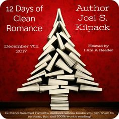 Smiling Book Reviews: 12 Days of Clean Romance & Giveaways - Day 4: Auth...