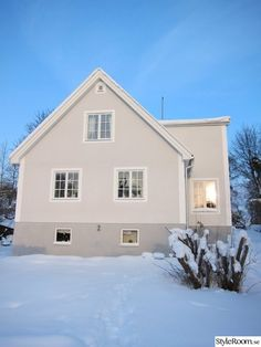 Home Focus, Swedish Cottage, Villa, House Extensions, Facade House, House Goals, Home Fashion, Home Interior Design, Bungalow