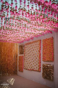 Chic Wedding in Delhi with Exquisite Decor!