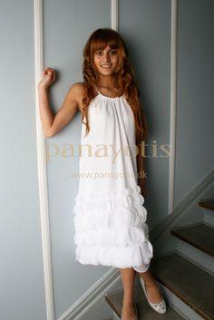 GREEK DRESS, 2011 konfirmationskjole — Panayotis — Nordens største udvalg af brudekjoler, konfirmationskjoler, festkjoler og gallakjoler på nettet
