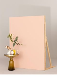 Colours of the Year 2016 - Rose Quartz // Made in Germany - Jonas von der Hude . - Colours of the Year 2016 – Rose Quartz // Made in Germany – Jonas von der Hude - Design Set, Stage Design, Wall Design, Design Ideas, Diy Backdrop, Backdrop Stand, Portable Backdrop, Backdrop Design, Decoration Inspiration