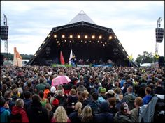 We love a bit of #Glastonbury Can't wait for it to be back on next year's festival diary...