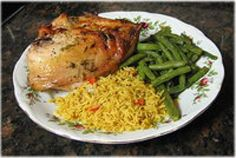 Herb Baked Chicken Breasts with Lemon Zest: Baked Chicken With Herbs