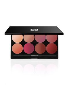 Any lip color you need, all in one palette from Edward Bess