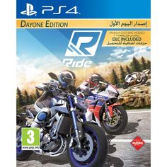 Ride: Day One Edition, PlayStation 4, Racing